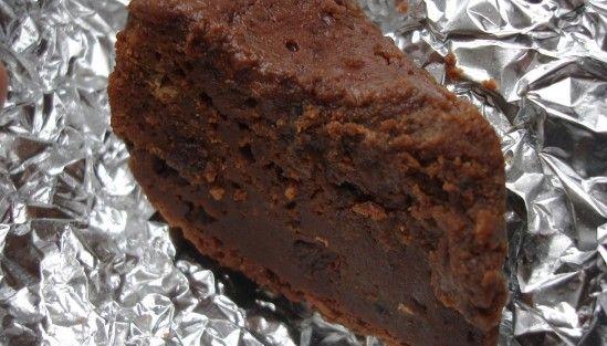 Barbados Black Cake Recipe