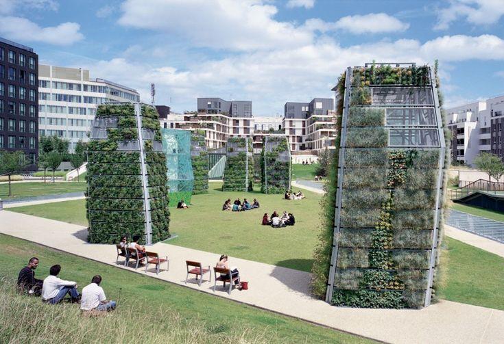 92 fantastiche immagini su parchi su pinterest giardini for Buro design luxembourg