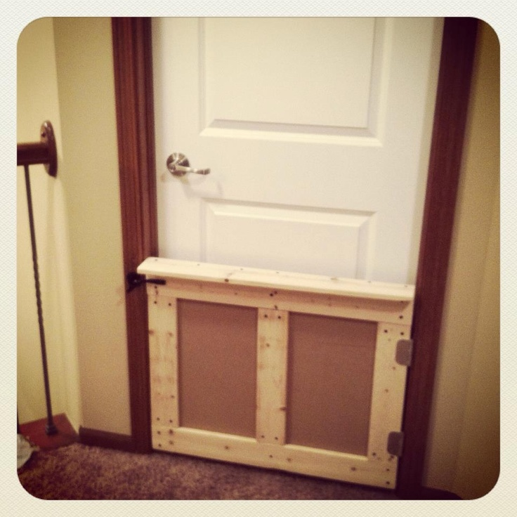 Top 25 ideas about diy baby gate on pinterest arbor gate for Bed room gate design