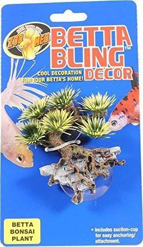 Zoo Med 78075 Betta Bling Bonsai Plant
