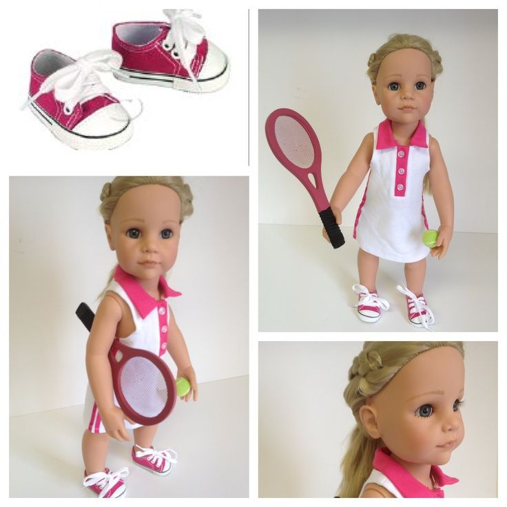 WeGirls Tennis Dress set now at mydollboutique.......