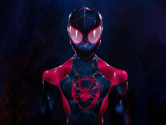 Download Spider Man Into The Spider Verse Movie Wallpaper Movies