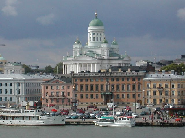 Helsinki, Finland; must go back there