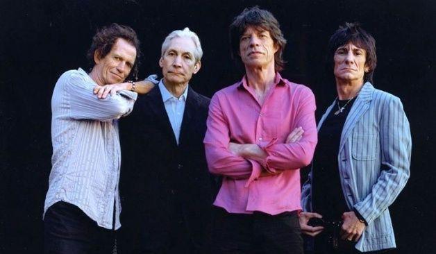 Imágenes de estudio y de Nueva York en el nuevo clip de los Rolling Stones