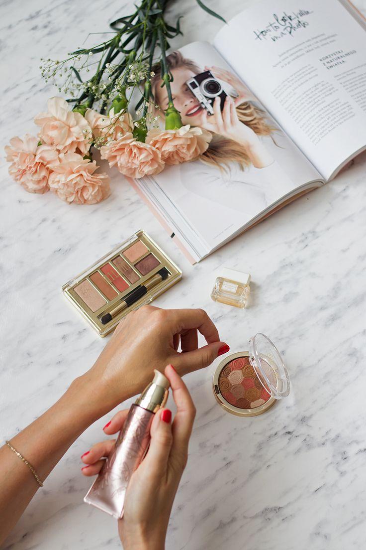 kosmetyki na lato, porady dotyczące pakowania kosmetyczki, kosmetyki do makijażu, kosmetyki naturalne