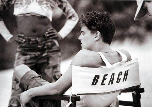 Leonardo DiCaprio- The Beach