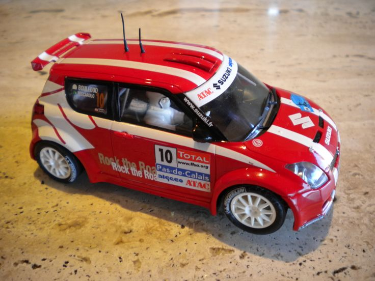 Suzuki Swift JWRC 1600_ Pescarolo (2006)