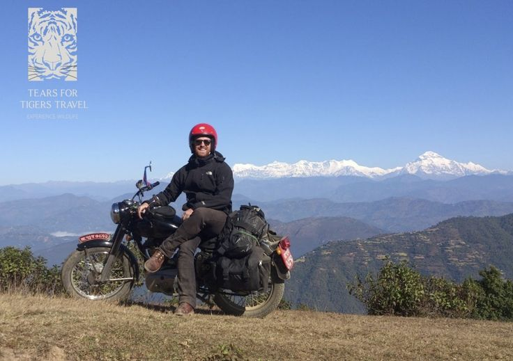 Nepal and India by Royal Enfield Motorcycle