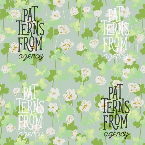 Tanja Kallio: Kevät – Ketunleipä  #patternsfromagency #patternsfromfinland #pattern #patterndesign #surfacedesign #printdesign #tanjakallio