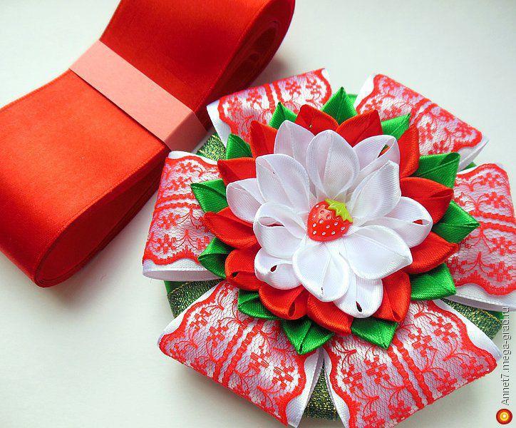 Бант на выписку из роддома для девочки. - текстильные и тканые изделия, авторские вещи для малышей. МегаГрад - мега-портал…