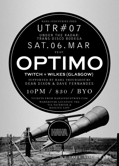 UTR #007 with D&D, and Optimo