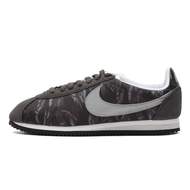 Cortez Basic Jewel, Baskets Homme, Blanc (White/Metallic Silver), 44 EUNike