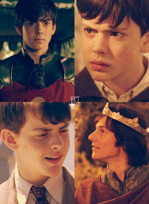 Edmund Pevensie, Narnia King