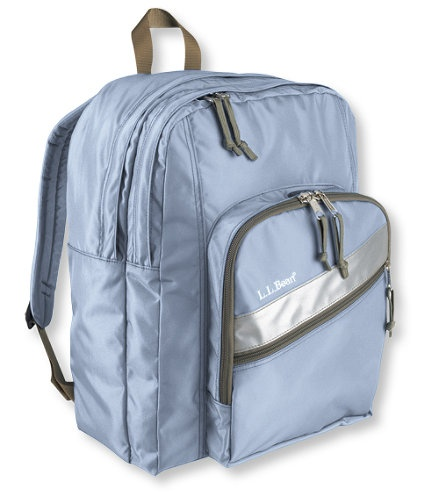 Don't forget one of these. Everyone needs a backpack