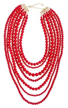 Pretty Red Necklace is a Great Accessory http://rstyle.me/n/ejwe4r9te