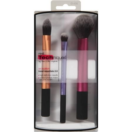 real techniques brushes walmart. real techniques travel essentials brushes walmart t