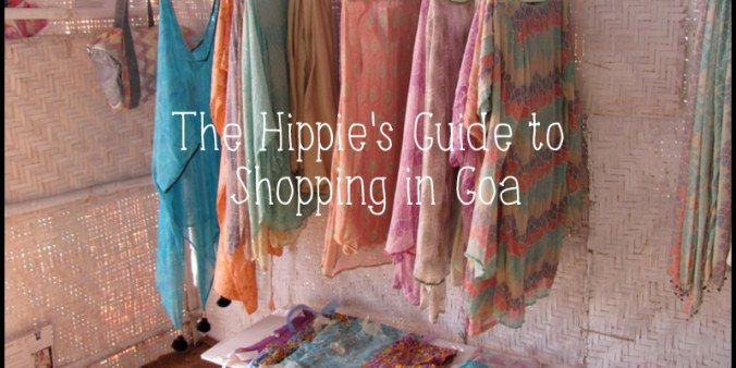 goa shopping