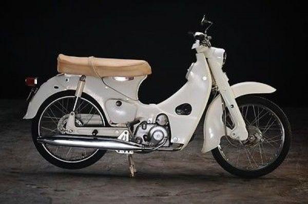 1965 Honda Super Cub 50... :)