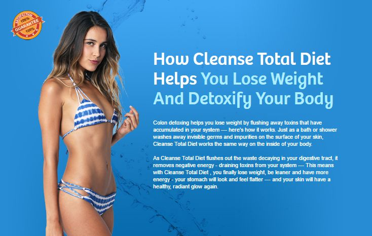Best All Natural Total Body Cleanse