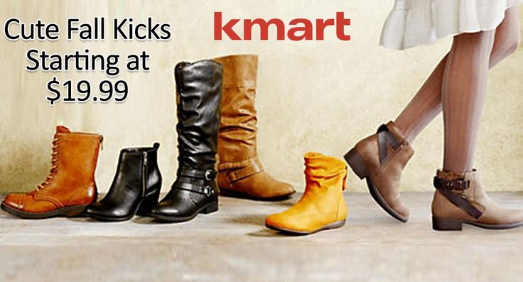 Get Additional 25% discount on womens & kids footwear with Kmart Coupon Code. For more deals & promo codes visit now: http://www.couponcutcode.com/stores/kmart/