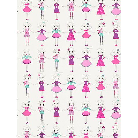 Buy Harlequin Best Of Friends Wallpaper Online at johnlewis.com