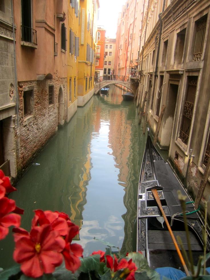 Venice Wanderlust Pinterest
