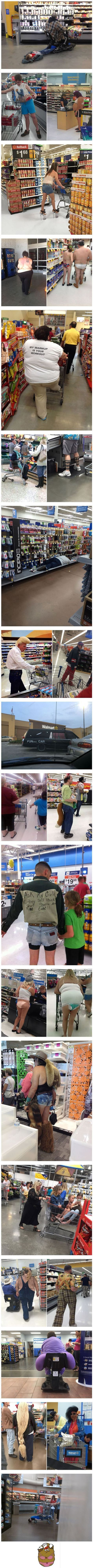 26 WTF Moments That Could Only Happen At Walmart
