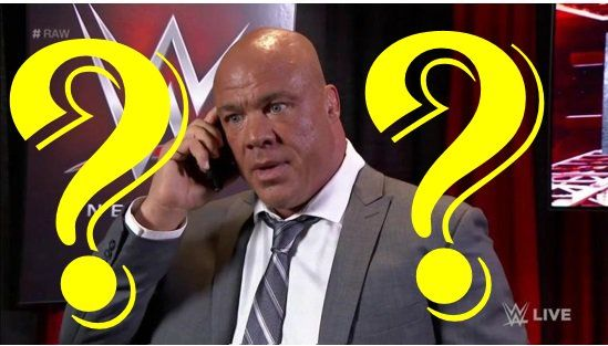Eric Bischoff reveals who he heard Kurt Angle's mystery guest really is