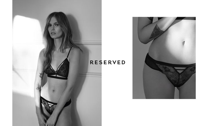 MAGDA WUNSCHE & AGA SAMSEL| Reserved Concept Underwear AW'16 | AFPHOTO