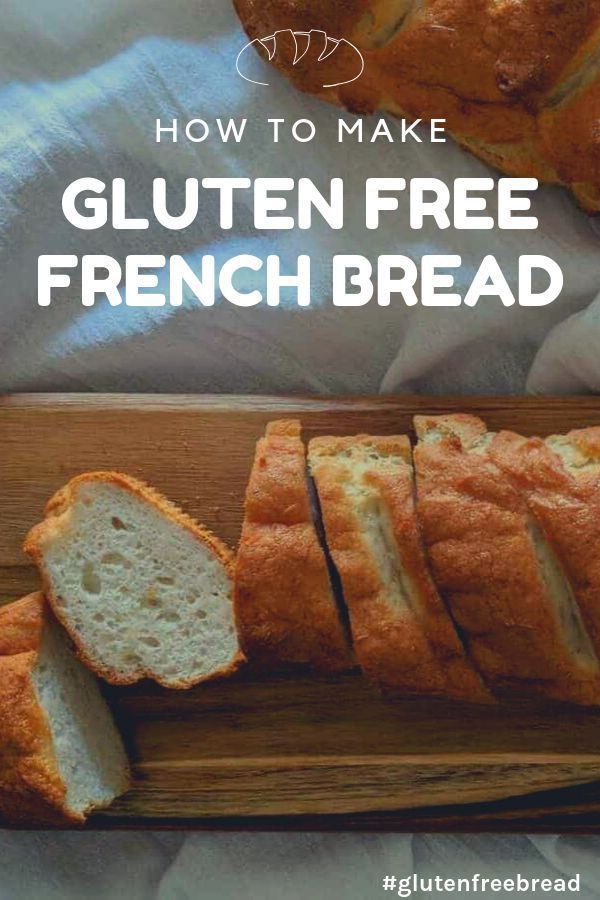 Golden Gluten Free French Bread Dairy Free Too Recipe
