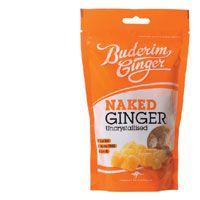 Buderim Ginger Naked