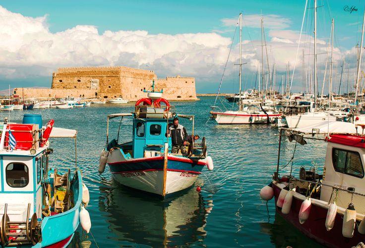 #heraklion #crete