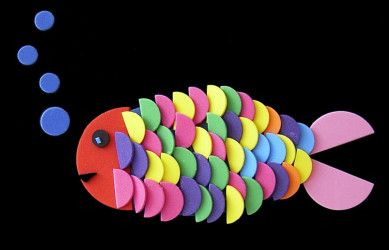Another good shape craft (fish)