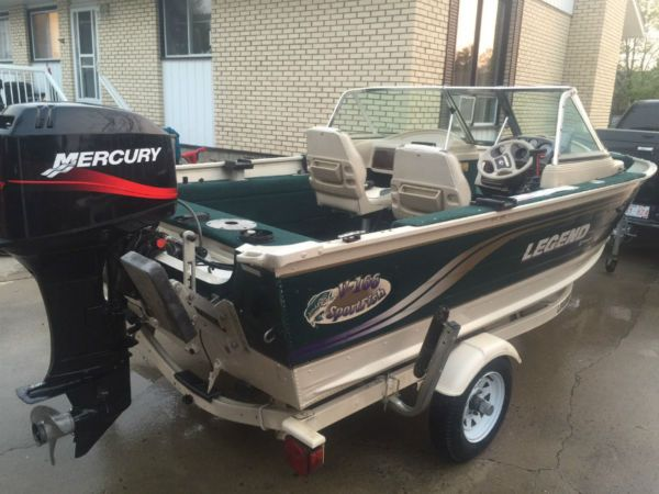 Legend Boats Fishing Boat For Sale Cheap - 2