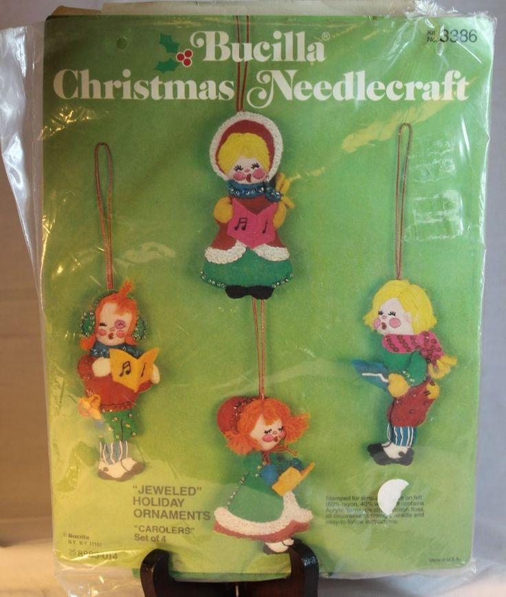 Vintage Christmas Decorations Mouse Carolers Set Jasco: 43 Best Christmas On Ebay Images On Pinterest