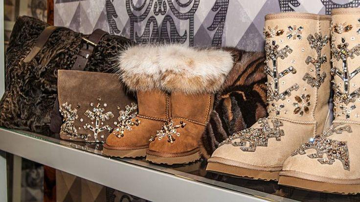 #lusso #luxurybrand #luxury #ugg #shoes #fashionblogger #cool #look #follow #trend #designer www.modablogger.eu