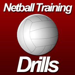 Netball training drills...  http://www.topnetballdrills.com/netball-training-drills/  #netball #sports #drills