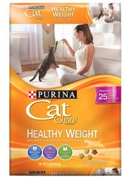 FREE Purina Cat Chow Healthy Weight Cat Food Sample on http://hunt4freebies.com