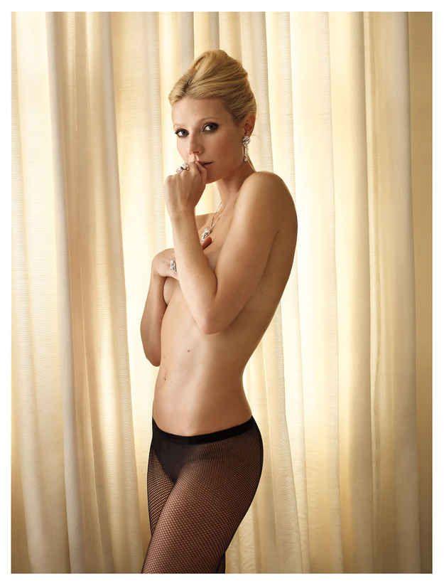 Gwyneth Paltrow, Londres, 2011.   14 retratos de celebridades de cair o queixo