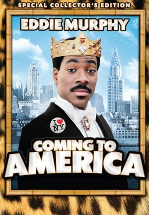 "One of Eddie's best films; funny, with a Afrocentric POV. ""Coming To America"" 1988."