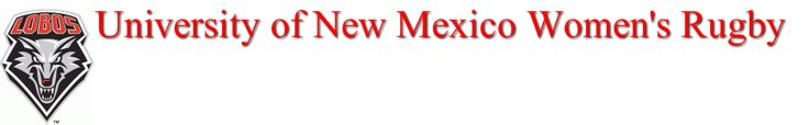 University of New mexico women's rugby - Home