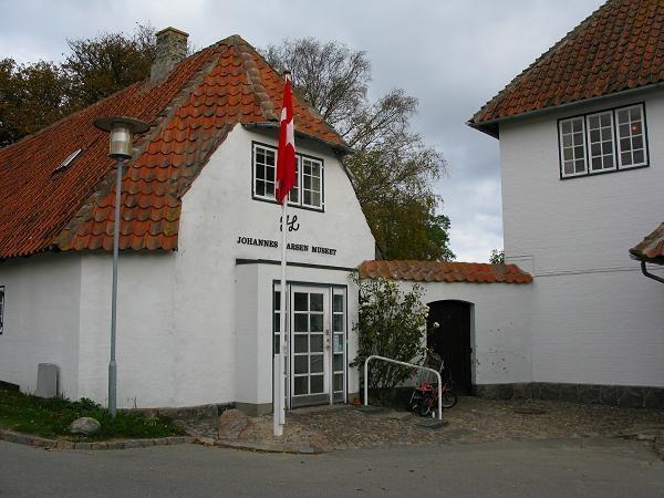 Johannes Larsen Museet. Kerteminde. Fyn-Funen, Denmark