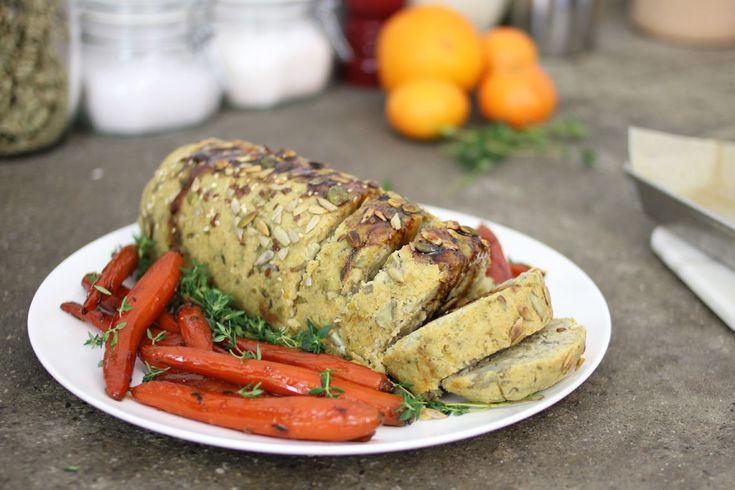 Una ricetta classica ma rivista in chiave contemporanea. Il polpettone vegetariano è più sano del classico di carne e altrettanto buono. segui la ricetta...