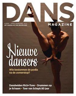 2x Dans € 9,50: Dans is het danstijdschrift van Nederland. Een blad…