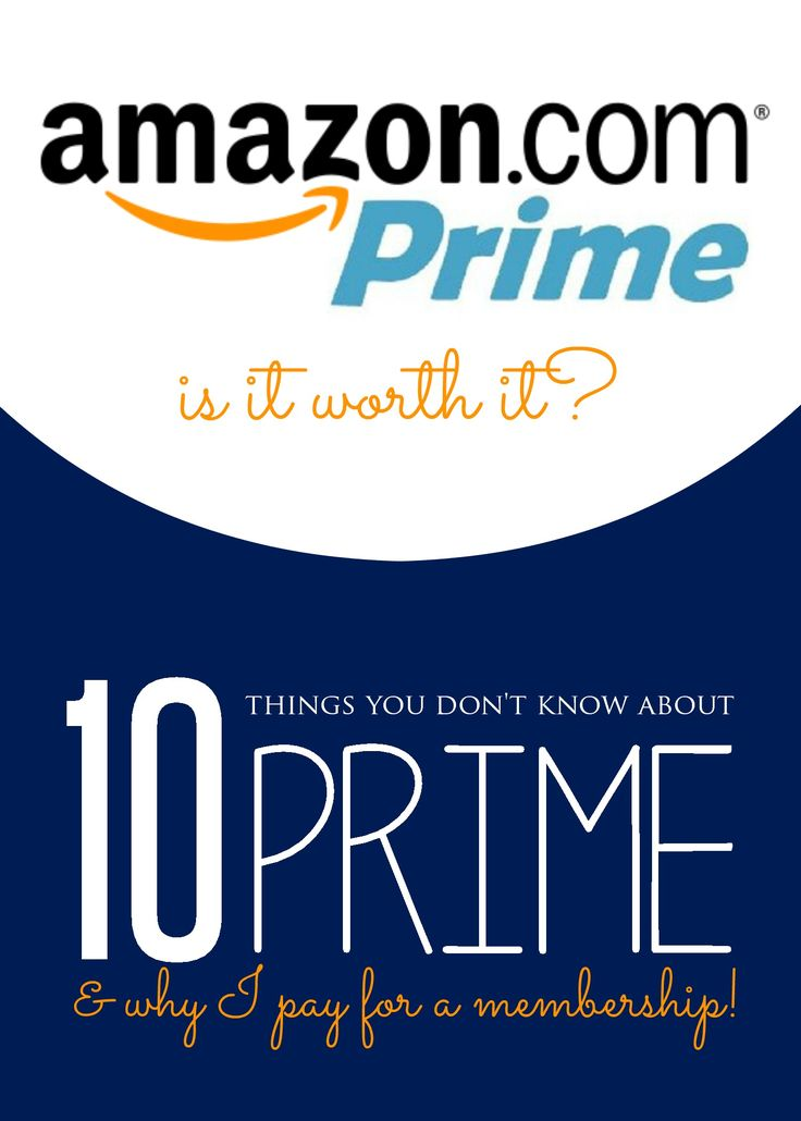 should you pay for Amazon Prime