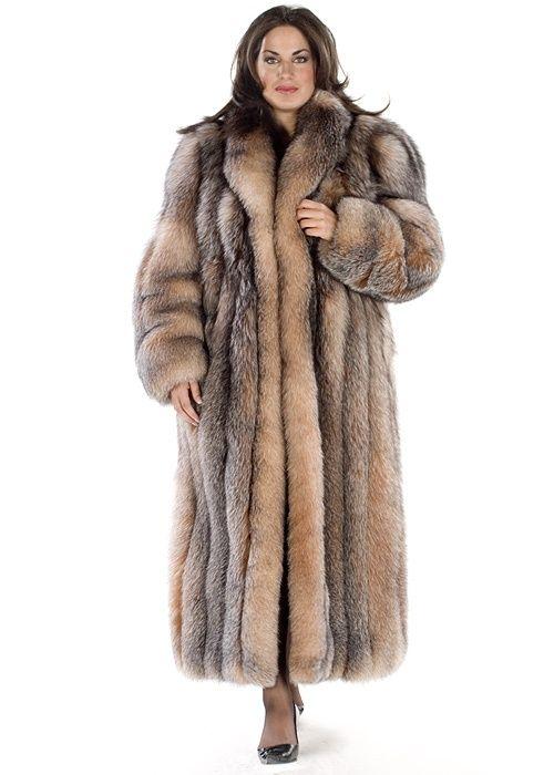 Cosy Crystal Fox | Fur Cite 7 | Pinterest | Coats, Fox fur coat ...