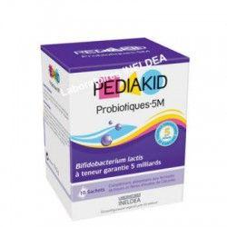 Men tiêu hóa Pediakid Probiotiques-5M