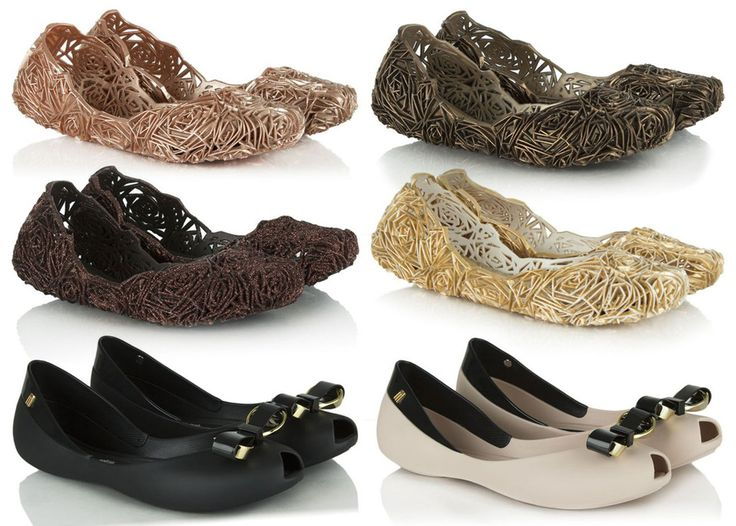 abbzzw | personal style and lifestyle blog: Craving: Flats by Melissa