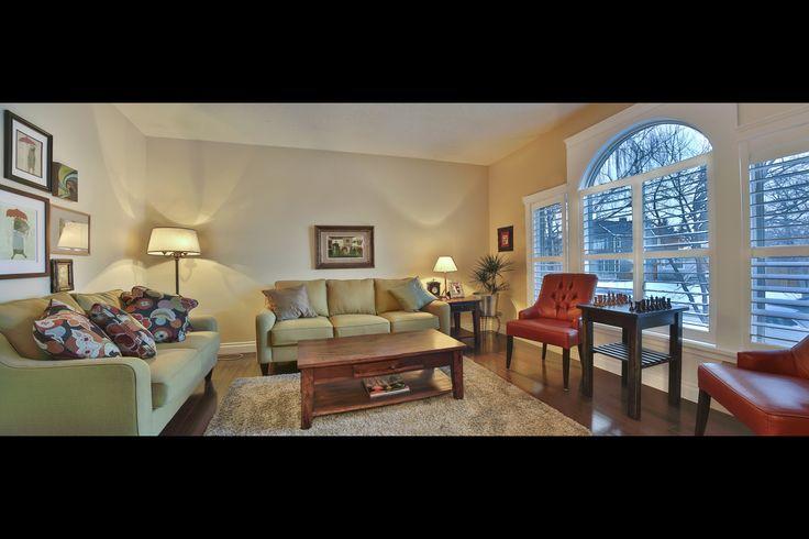 Better Home Design Inc - Calgary - Transitional - living room