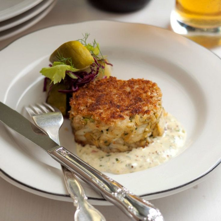 Fishing With Dynamite, Manhattan Beach, California - The Best Crab Cakes in America - Coastal Living